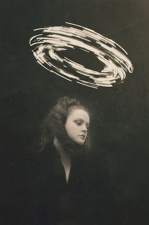 A heavy halo to wear by Caryn Drexl