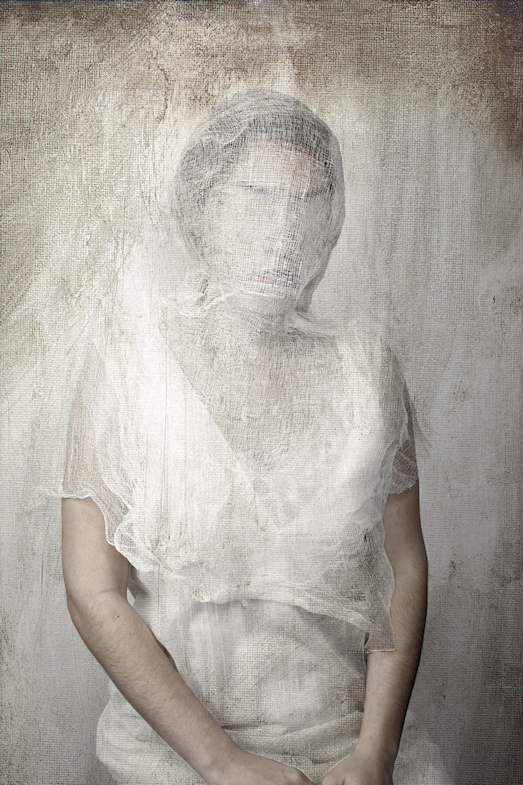 I am what they paint me to be by Caryn Drexl
