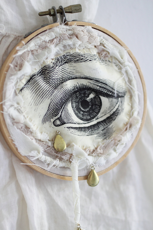 Its in the eyes by Caryn Drexl
